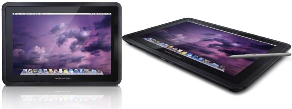 Axiotron Modbook Pro: tablet PC con hardware del Macbook Pro