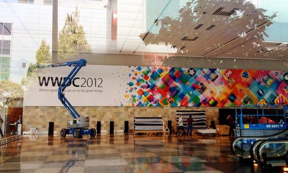 WWDC 2012: ecco i primi banner pubblicitari dell'evento