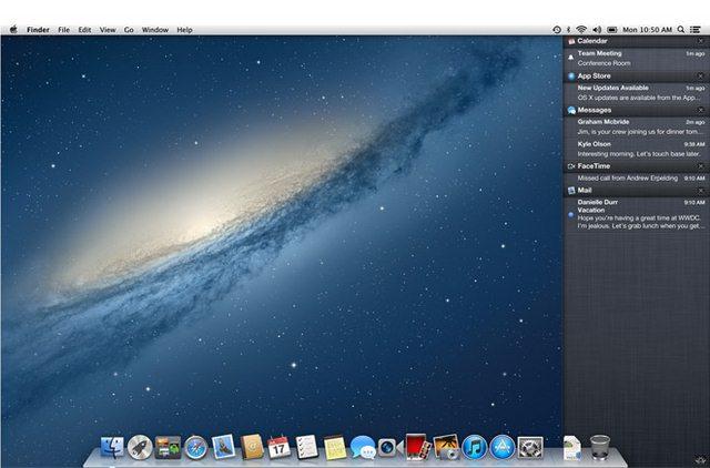 Mac OS X 10.8 Mountain Lion ha gli aggiornamenti di sicurezza automatici
