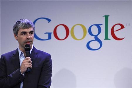 Google: il CEO Larry Page ha perso la voce, niente evento Google I/O 2012 per lui