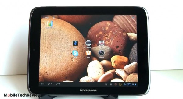 Lenovo IdeaTab S2109: video recensione del nuovo tablet Android