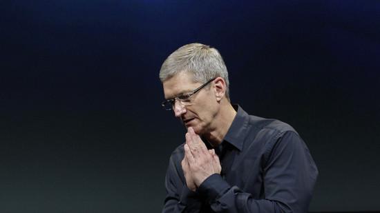 Tim Cook e Larry Page: colloquio per discutere sulla questione dei brevetti iOS e Android