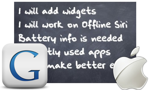 Quali sono le caratteristiche di Android che mancano in Apple iOS