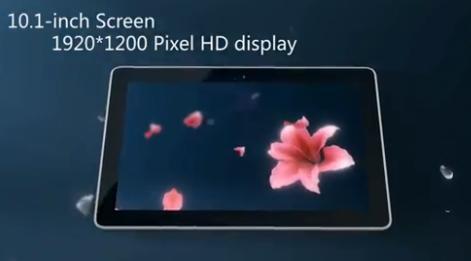 Huawei svela la scheda tecnica completa del Mediapad 10 Full HD