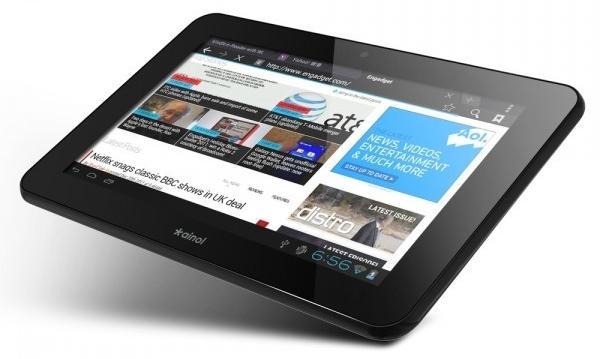 Ainol Novo 7 Flame: nuovo tablet Android economico