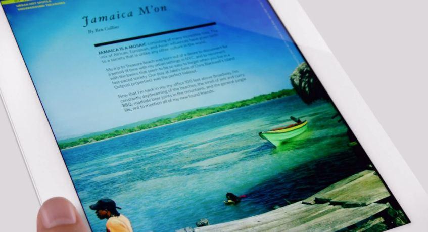 All on iPad: ecco la nuova pubblicità per l'Apple iPad