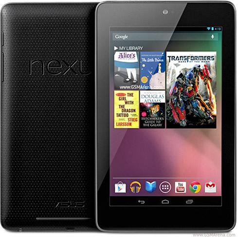 Google Nexus 7 è tornato disponibile per la vendita negli USA