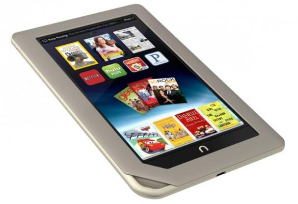 Barnes & Noble abbassa il prezzo del Nook Tablet