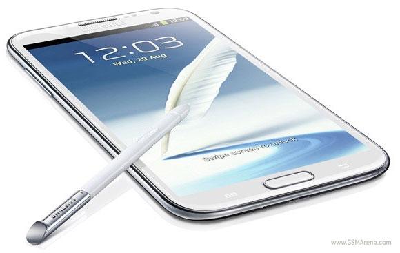 Samsung svela ufficialmente il nuovo Galaxy Note 2