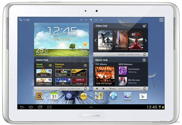Samsung Galaxy Note 10.1 disponibile per la vendita negli USA