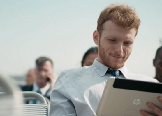 HP Slate 8 in un nuovo video pubblicitario