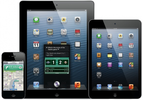 Apple iPad Mini: nuovo rendering a confronto con l'iPad