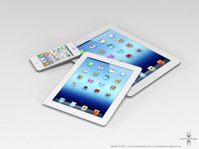 Apple iPad Mini: annuncio in Ottobre, conferma AllThingsD