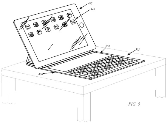 Apple brevetta le Smart Cover per iPad con tastiera integrata