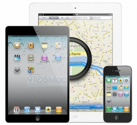 Apple iPad Mini: possibili dimensioni e peso