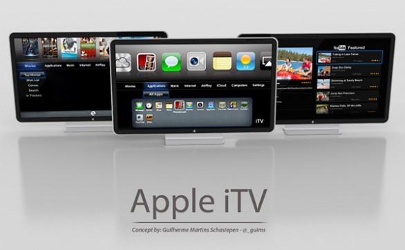 Apple iTV potrebbe arrivare a Natale