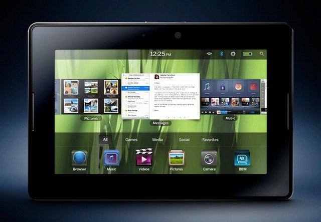 Blackberry Playbook: la versione 64 GB in UK adesso costa solo 129 sterline