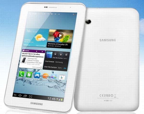 Samsung Galaxy Tab 2 7.0 in regalo agli acquirenti del Galaxy S3