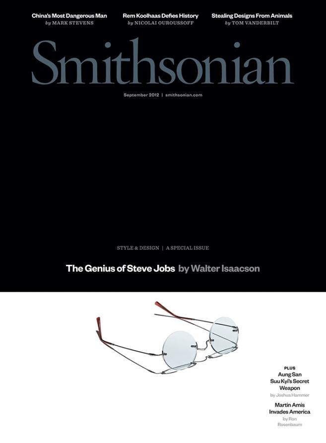 Walter Isaacson parla di Steve Jobs sulle pagine della rivista Smithsonian Magazine