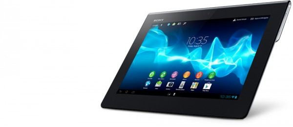 Sony Xperia Tablet S: video di presentazione