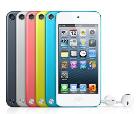 Apple iPod Touch di quinta generazione: ecco il contenuto della confezione