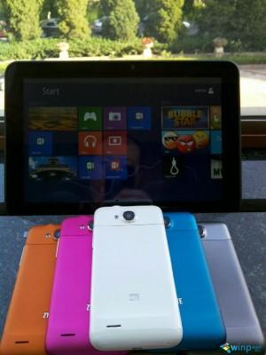 Prima immagine d'anteprima del nuovo tablet ZTE con Windows 8