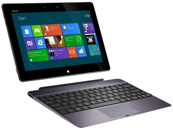 Asus Vivo Tab e Vivo Tab RT: presentati i nuovi tablet convertibili con Windows 8