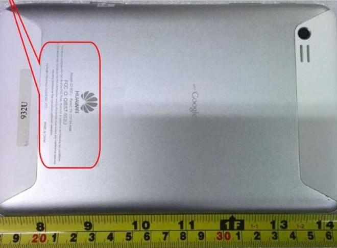 Huawei MediaPad 7 Lite riceve la certificazione FCC