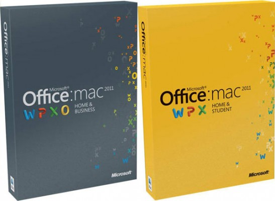 Microsoft Office 2011: disponibile aggiornamento per il Macbook Pro Retina Display