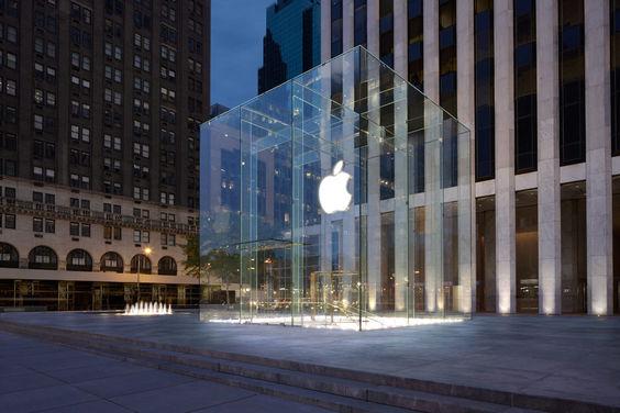 Apple: nuovo record del valore delle azioni in Borsa