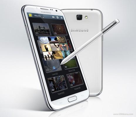 Samsung Galaxy Note 2 disponibile per la vendita in Germania e India