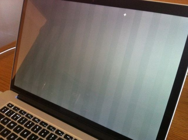 Apple Macbook Pro Retina Display: ancora problemi con lo schermo
