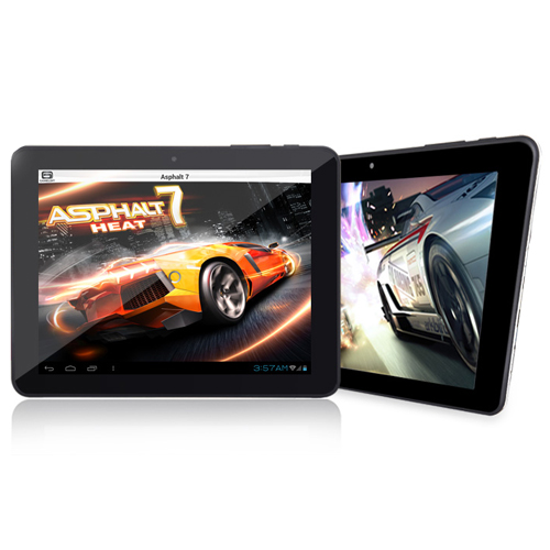 JXD S80: nuovo tablet Android 4.0 ICS economico