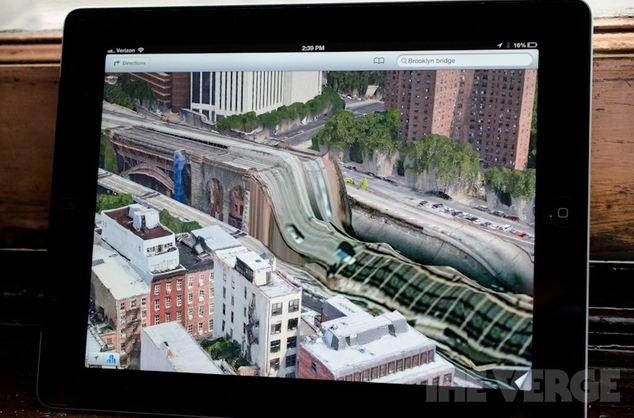 Apple iOS 6: le nuove Mappe non piacciono agli utenti, troppi errori