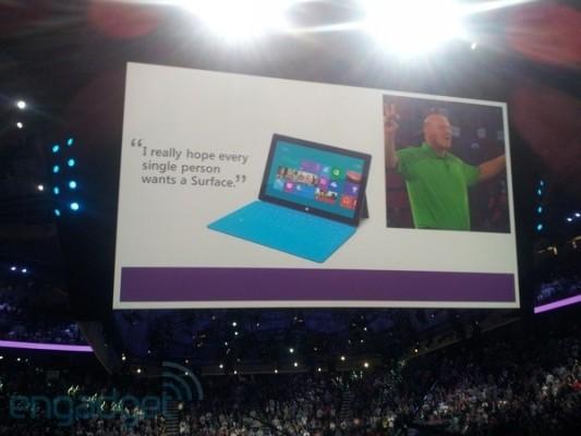 Microsoft Surface in regalo a tutti i dipendenti dell'azienda di Redmond