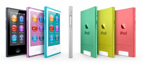 Apple nuovo iPod Nano: cosa troveremo nella confezione