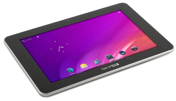 Point of View ProTab 3 e ProTab 3 XXL: nuovi tablet con Android 4.1 Jelly Bean