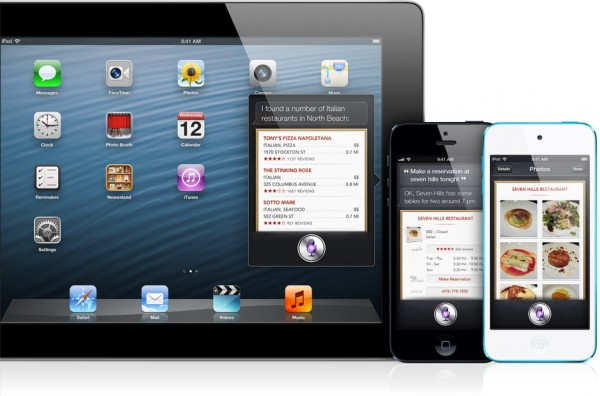 Apple iOS 6 disponibile per il download, tutte le novità