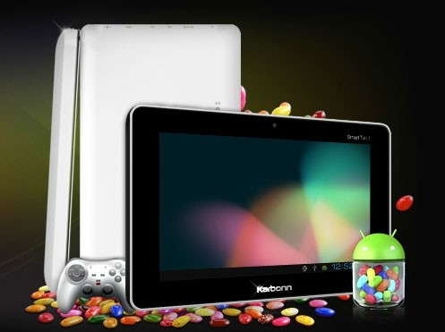 Smart Tab 1: meno di 100 euro per il nuovo tablet Android 4.1 Jelly Bean