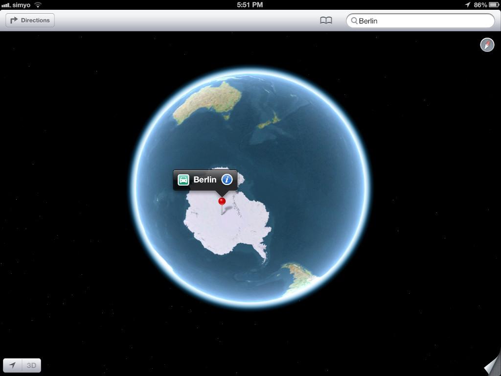 Apple iOS 6: ecco la risposta ufficiale sui problemi dell'app Mappe