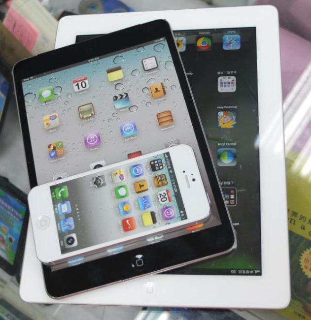 Apple iPad Mini: nuove immagini del mockup del piccolo tablet