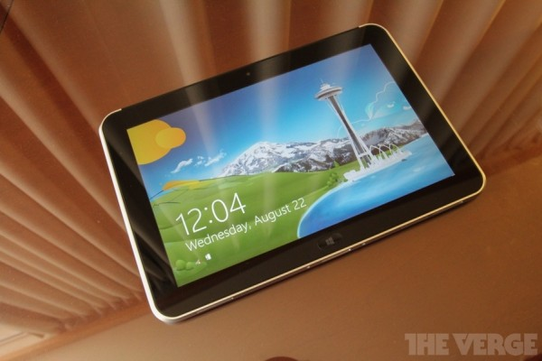 HP ElitePad 900: presentato il nuovo tablet Windows 8
