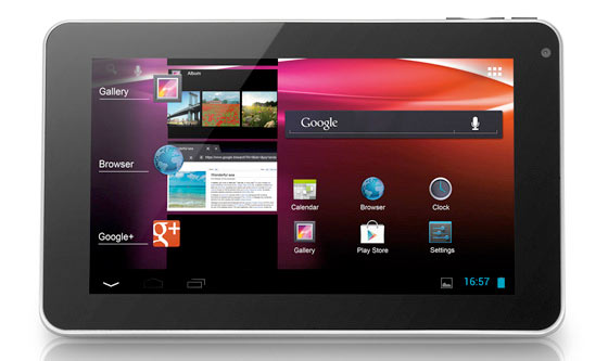 Alcatel One Touch T10: nuovo tablet Android 4.0 ICS economico