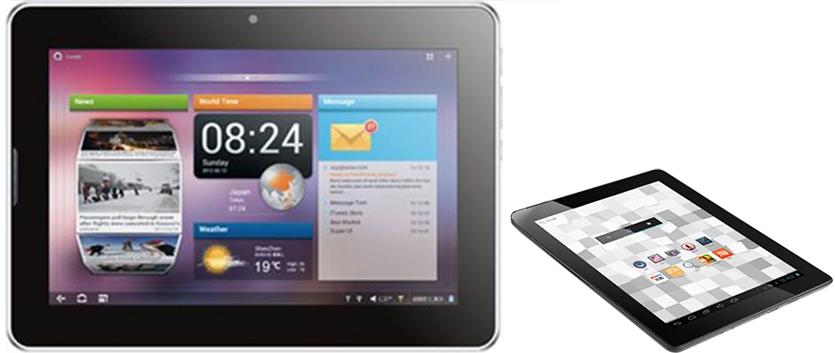 DreamBook F97: nuovo tablet Android con processore quad core