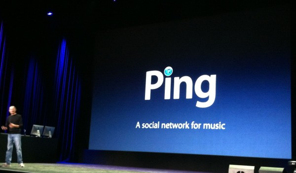 Apple: addio al social network Ping