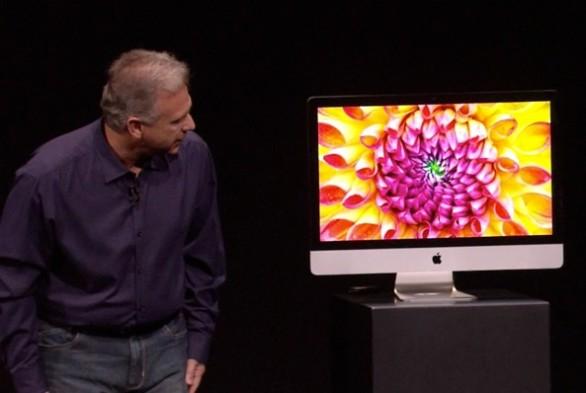 Phil Schiller spiega perchè i nuovi iMac non hanno il lettore ottico