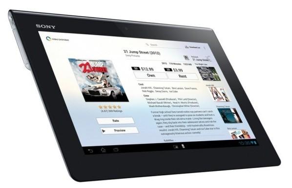 Sony Xperia Tablet S: problemi con la scocca impermeabile