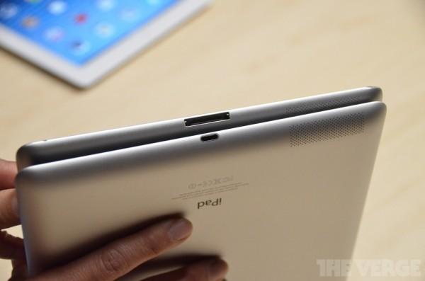 Apple iPad 4: immagini di confronto con il nuovo iPad