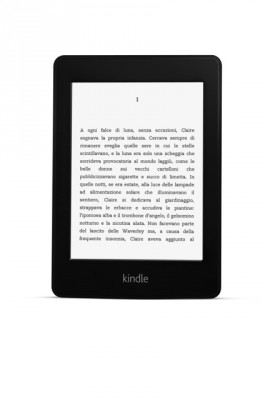 Kindle Paperwhite: disponibile in Italia dal 22 Novembre