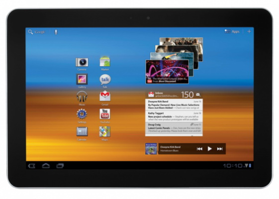 Samsung Galaxy Tab 10.1: revocato il divieto di vendita negli USA